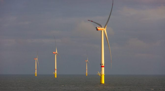 All 31 wind turbines are commissioned at Deutsche Bucht wind farm