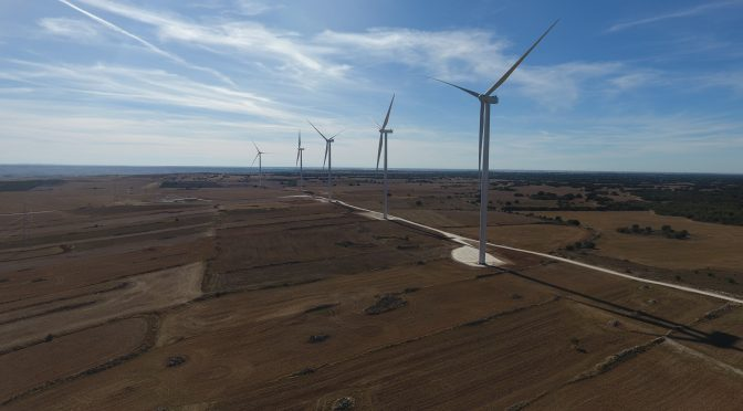 Wind energy Siemens Gamesa sells three wind farms to Iberdrola