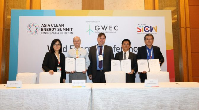 GWEC and regional partners to accelerate wind energy growth in South East Asia