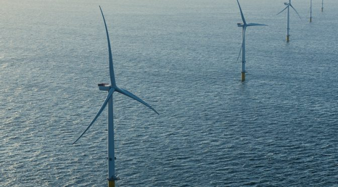 MHI Vestas Offshore Wind has signed a conditional agreement for the delivery of wind turbines comprising 1,140 MW for an offshore wind power project in the UK