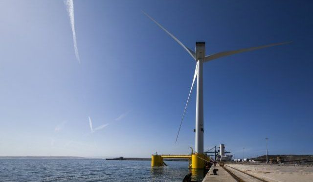 Windfloat Atlantic begins offshore wind power of the first floating wind farm in continental Europe