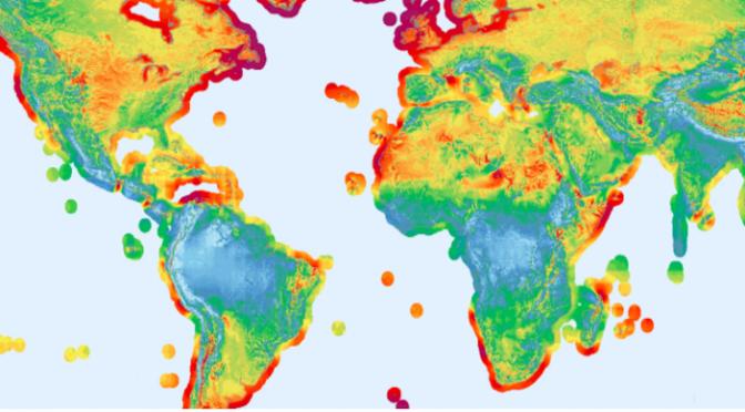 Global Wind energy Atlas Has Just Been Released