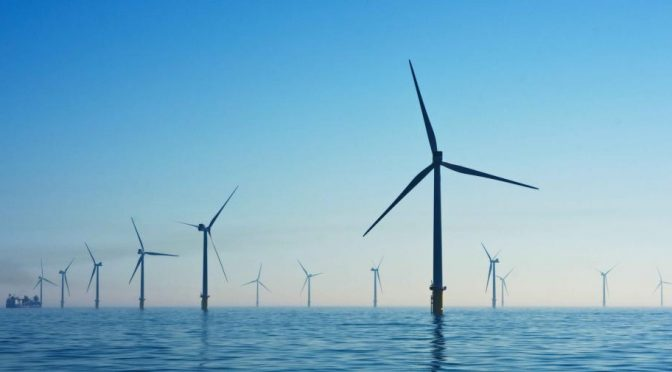 EDPR and Aker Solutions to Develop Floating Wind Farm in Ulsan, South Korea