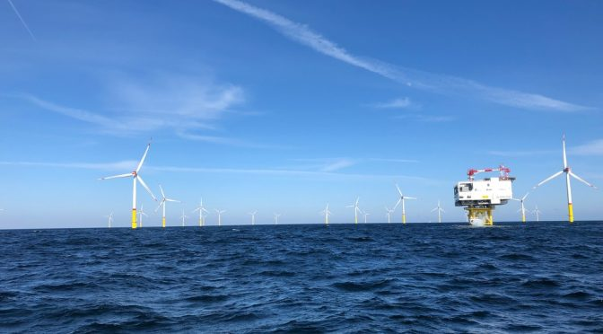 Credit Suisse buy Arkona Offshore Wind Farm stake