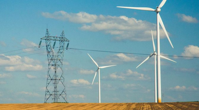 What can wind energy do to make the power system happy?