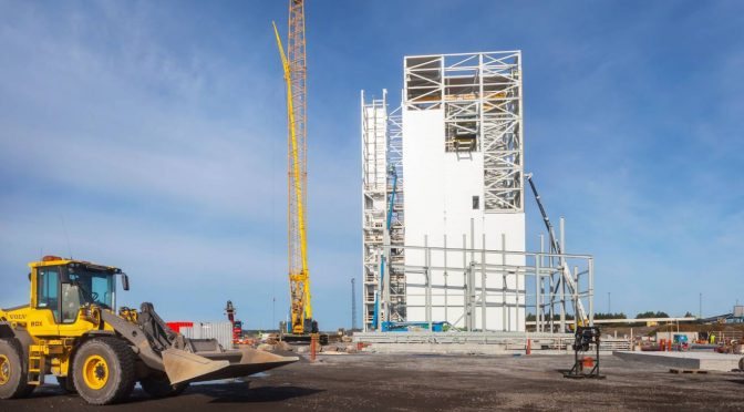 SEK 200 million invested in pilot plant for storage of fossil-free hydrogen in Luleå