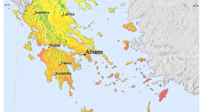 Greece MINOS 50 MW Tower Concentrated Solar Power Project EPC contract awarded