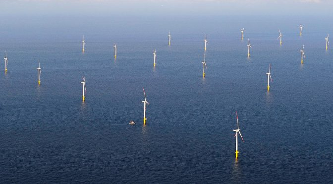 How to exploit offshore wind energy potential in Baltic Sea