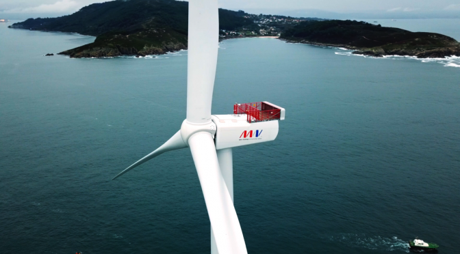 Japan's offshore wind power generates interest in foreign companies
