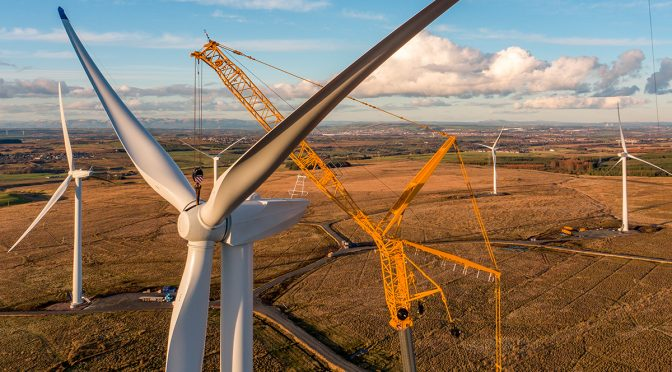 Mandate to act on renewables – so leverage Europe's wind energy industry