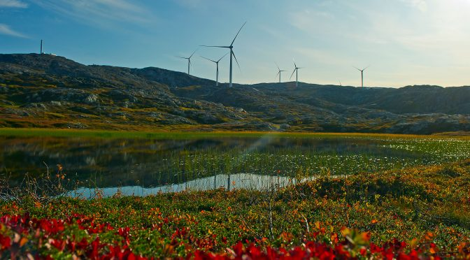Siemens Gamesa wind turbines in Sweden will supply wind energy to Google
