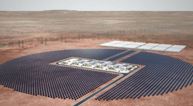 New hope for Port Augusta's failed SolarReserve Concentrated Solar Power project