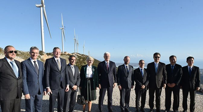 Wind energy in Montenegro, Možura wind farm starts operation with 23 wind turbines
