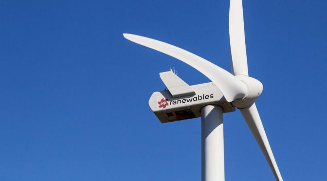 EDP Renewables posts a 52% rise in net profit to reach €475 million