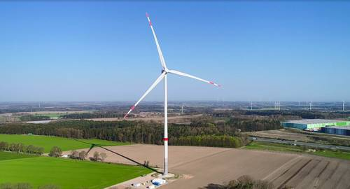 Wind energy in Turkey, Nordex wind turbines for 248 MW wind farm