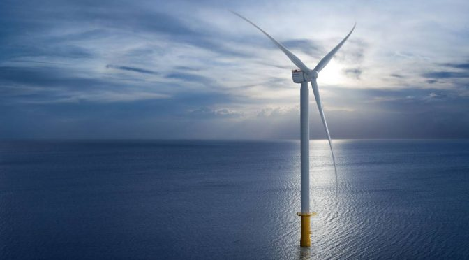 Vattenfall's Hollandse Kust Zuid 1&2 wind farm to be fitted with new 11 MW Siemens Gamesa wind turbines