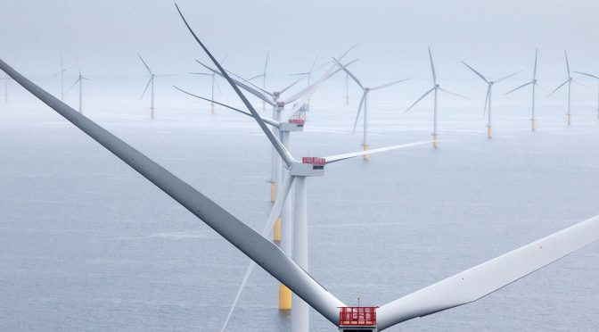 The EU's big goals for offshore wind energy are achievable, between 230 and 450 GW by 2050