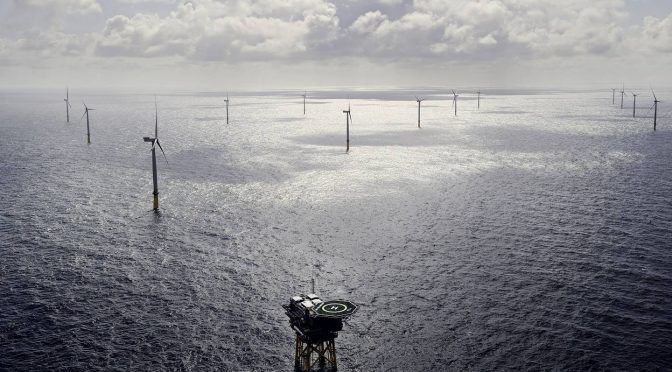 Ørsted and Covestro sign the world's largest offshore wind energy PPA