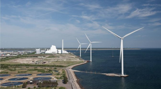 Ørsted and partners secure funding for renewable hydrogen project