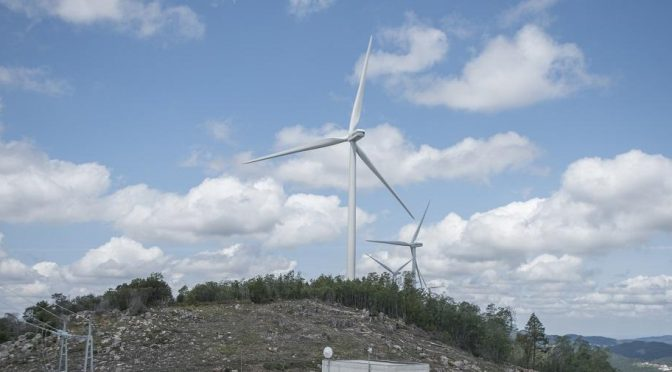 EIB supports wind energy in Portugal by financing three EDPR wind farms