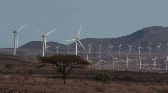 Google seeks to buy stake in Lake Turkana wind farm