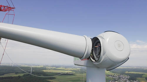 Wind energy in Finland, Nordex has already supplied 1 GW of wind turbines