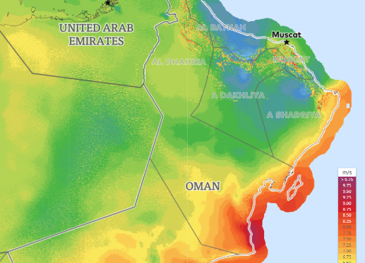 EV Wind: Oman explores opportunities for green hydrogen with solar thermal and wind energy.