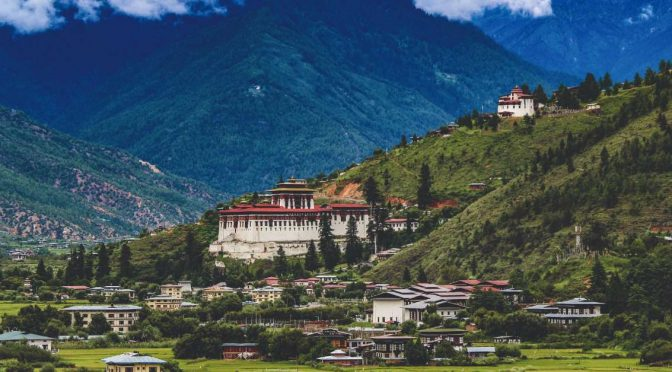 Renewables in the Kingdom of Bhutan: Supporting the Pursuit of Happiness