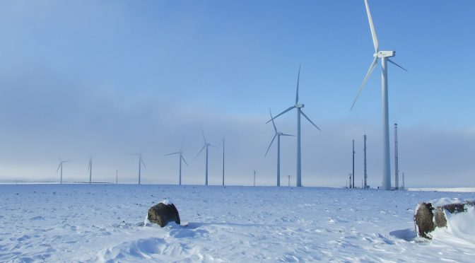 Wind energy in Russia, Murmansk's wind farm progressing