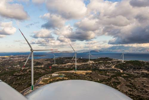 Wind power in Turkey, Nordex' wind turbines for 77 MW wind farm