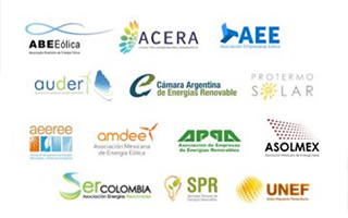 Ibero-American Renewable Associations will sign renewable energy commitment at COP25