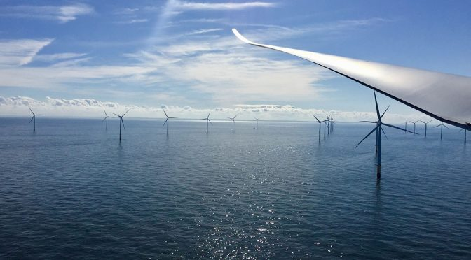 First steps of offshore wind energy in Brazil