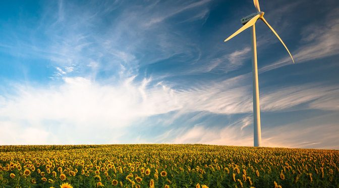Wind power is now America's largest renewable energy provider