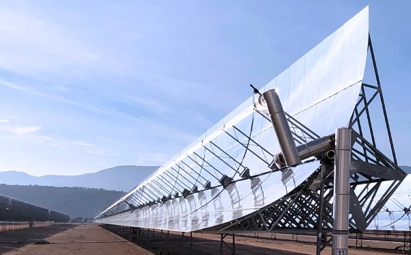 Abengoa is awarded a contract for a 50 MW concentrated solar power plant for Ence