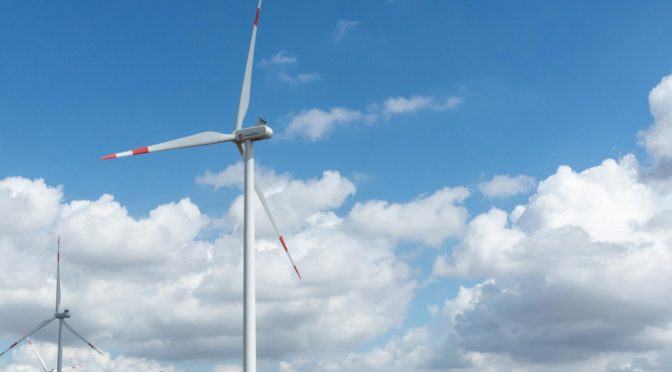 EDP Renováveis reached an agreement in Greece for the joint-development of wind energy