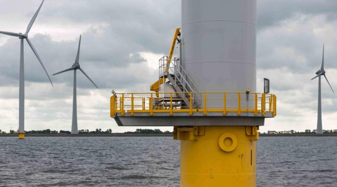 EDP Renováveis creates a joint venture of offshore wind energy with Engie
