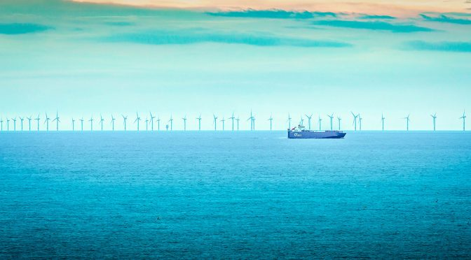 Offshore wind energy and fisheries