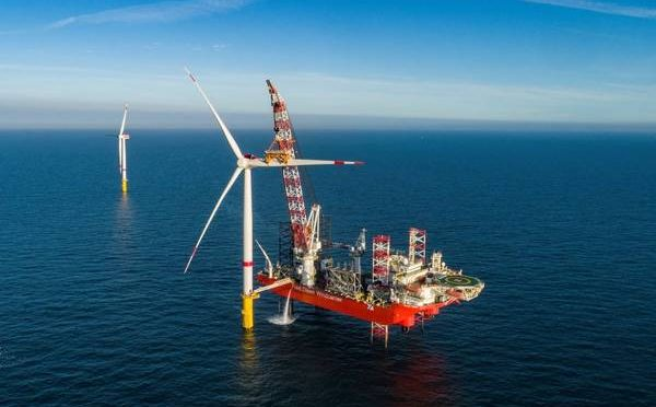 Germany offshore wind power capacity reaches 7.5 GW