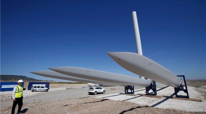 Iberdrola commissions the El Pradillo wind farm