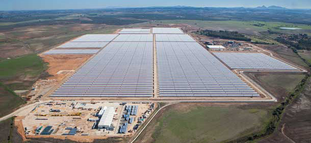 Cubico acquires a 50 MW concentrated solar power plant in Spain
