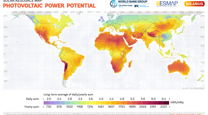 Photovoltaics (PV) has become the cheapest source of electrical power in regions with a high potential
