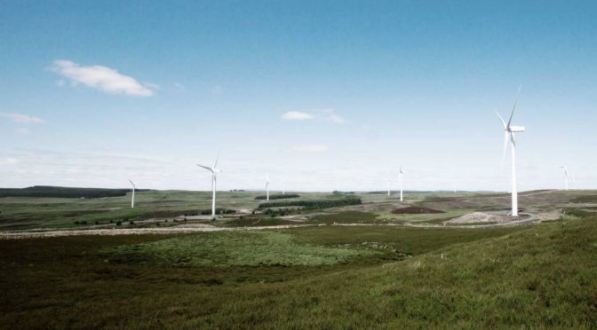 Vattenfall and AG Barr sign wind power agreement in the UK