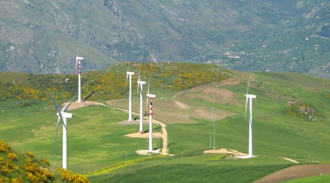 Enel Green Power is awarded 80 MW of wind energy in Italy