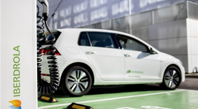 Iberdrola has accelerated its electric mobility plans