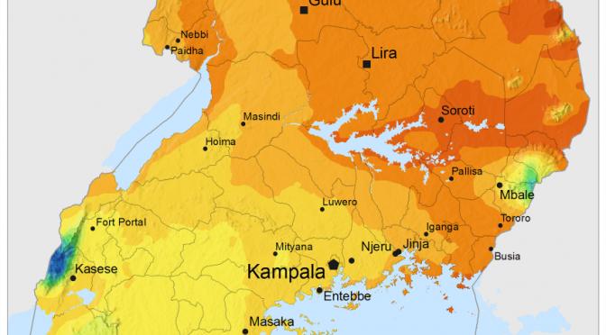 Solar and wind energy in Uganda