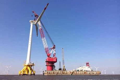 Ming Yang secures 400 MW offshore wind energy order in China