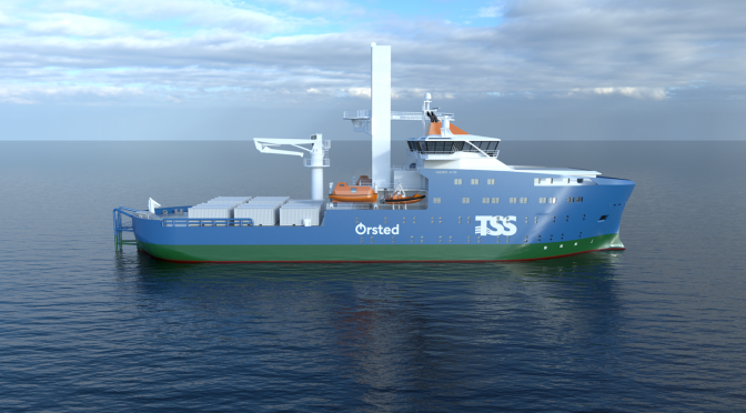 Ørsted signs long-term vessel contract for Greater Changhua offshore wind energy