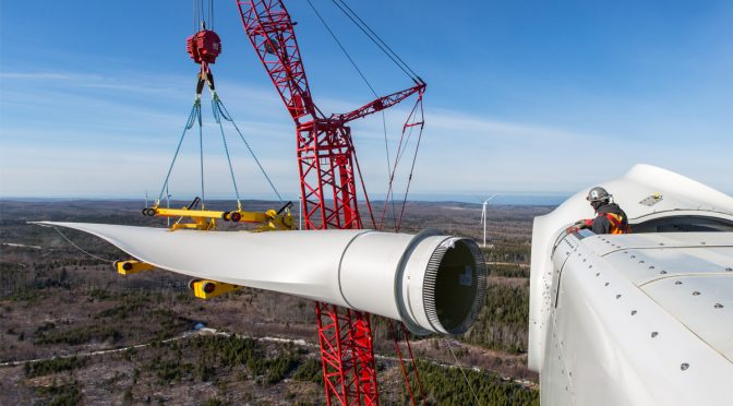 Global wind energy industry issues statement on green recovery