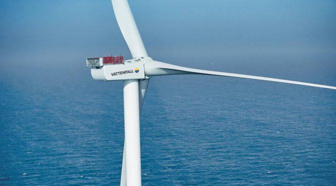 Hollandse Kust Zuid offshore wind power grid connection