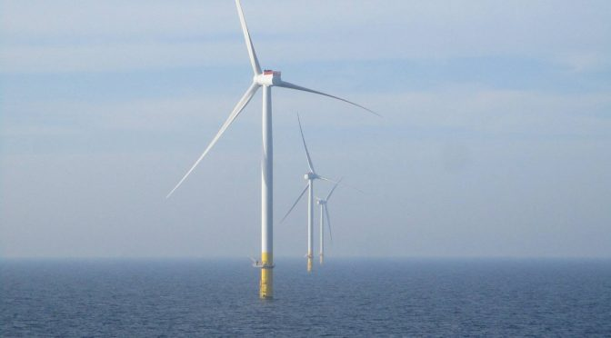 Ørsted submits bid for Holland Coast North Offshore Wind Farm